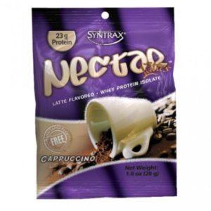 syntrax nectar latte cappuccino flavor