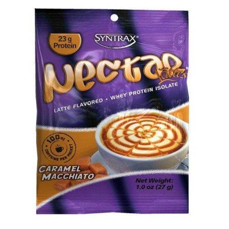 syntrax nectar caramel machiatto flavor