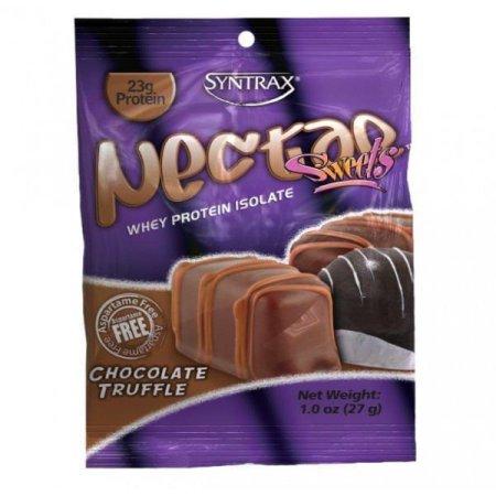 syntrax nectar chocolate truffle flavor