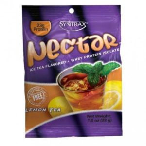 syntrax nectar lemon tea flavor