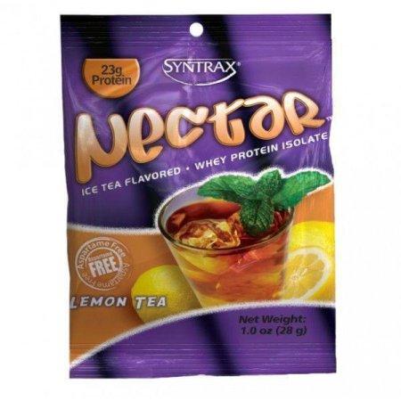syntrax nectar lemon tea flavor