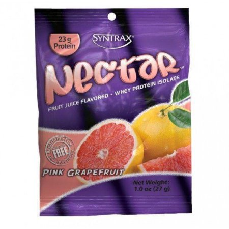 syntrax nectar pink grapfefruit flavor