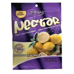syntrax nectar roadside lemonade flavor