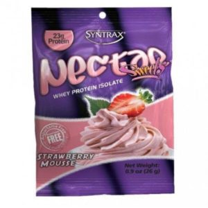 syntrax nectar strawberry mousse flavor