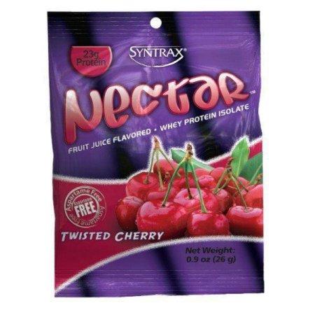 syntrax nectar twisted cherry flavor