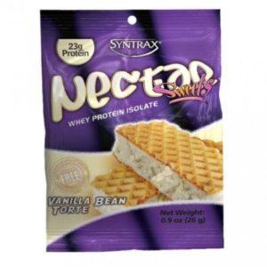 syntrax nectar vanilla bean torte flavor