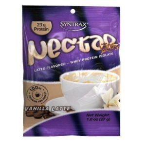 syntrax nectar vanilla latte flavor